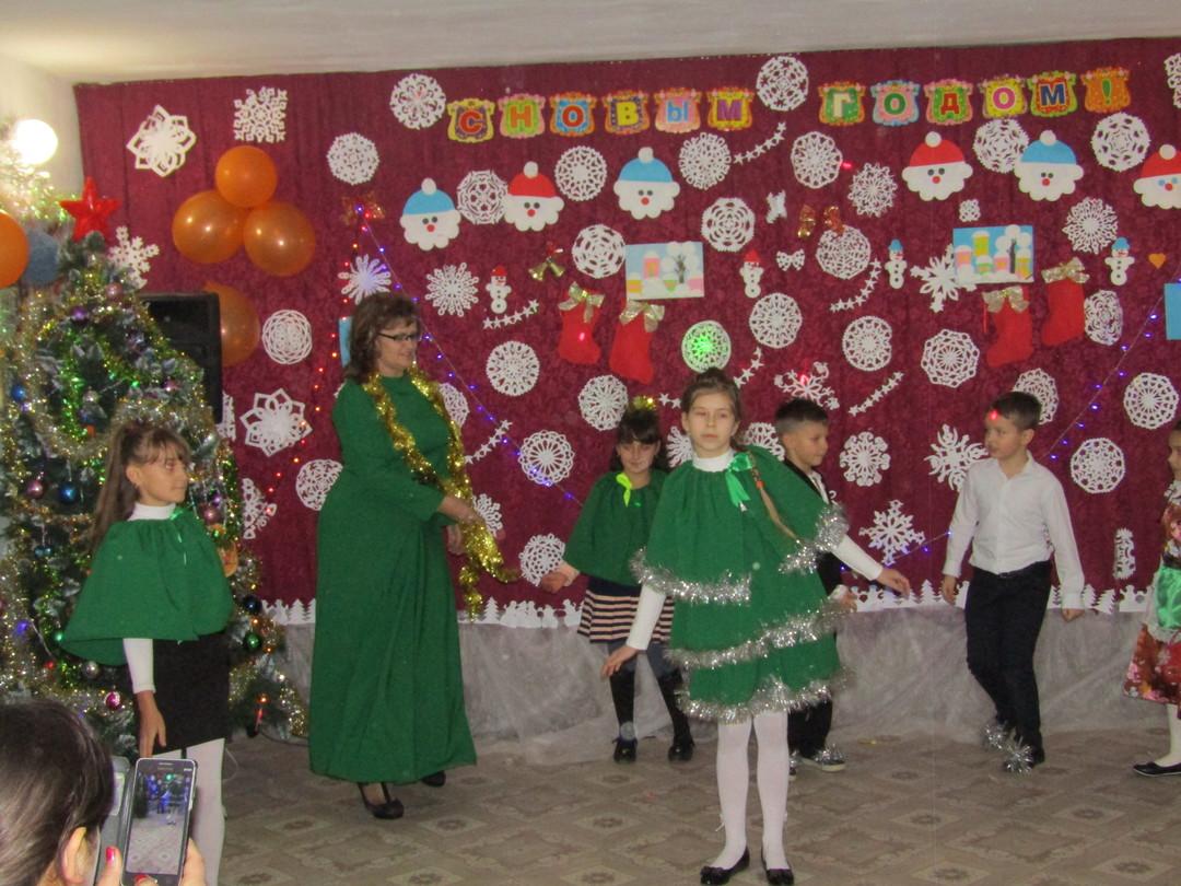 В Бахчисарайском районе состоялись массовые мероприятия и народные гулянья, посвященные Новому 2019 году и Рождеству Христову
